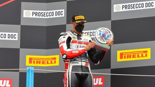 Randy Krummenacher, EAB Racing Team, Assen RACE 2
