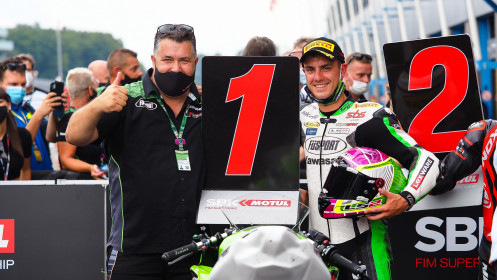 Tom Booth-Amos, Fusport - Rt Motorsports by SKM Kawasaki, Assen RACE 2