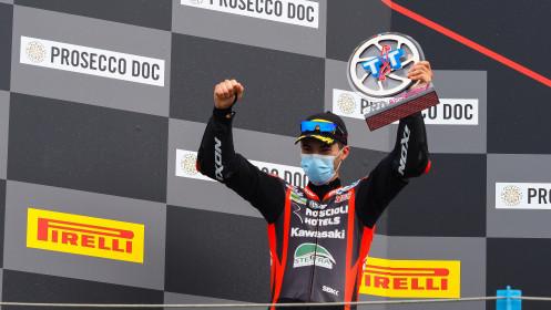 Hugo de Cancellis, Prodina Team WorldSSP300, Assen RACE 2