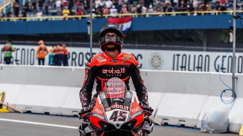 Scott Redding, Aruba.it Racing - Ducati, Assen RACE 2