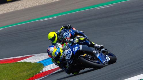 Luca Bernardi, CM Racing, Assen RACE 2