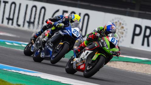 Can Alexander Oncu, Kawasaki Puccetti Racing, Assen RACE 2