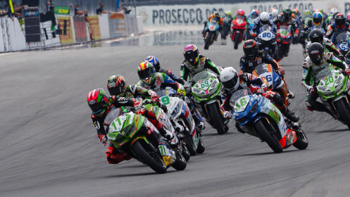 Ana Carrasco, Kawasaki Provec WorldSSP300, Assen RACE 2