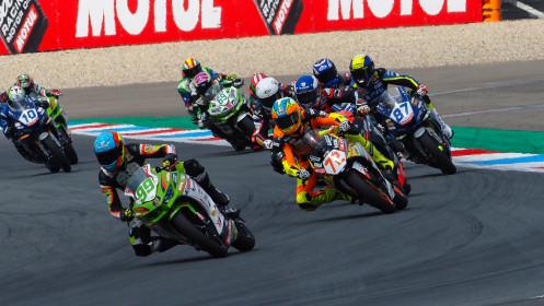 Adrian Huertas, MTM Kawasaki, Assen RACE 2