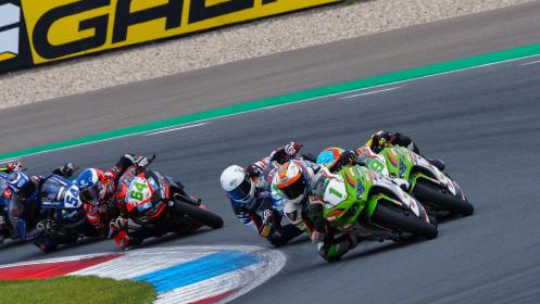 Jeffrey Buis, MTM Kawasaki, Assen RACE 2