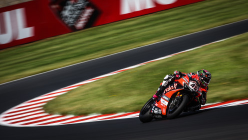 Scott Redding, Aruba.it Racing - Ducati, Most FP2