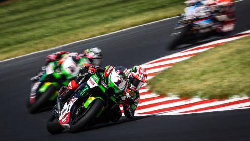 Jonathan Rea, Kawasaki Racing Team WorldSBK, Most FP2