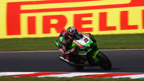 Alex Lowes, Kawasaki Racing Team WorldSBK, Most FP1