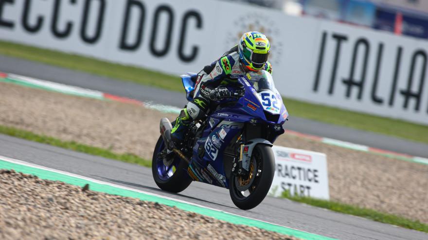 Patrick Hobelsberger, GMT94 Yamaha, Most FP1