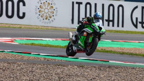 Raffaele de Rosa, Orelac Racing VerdNatura, Most FP2