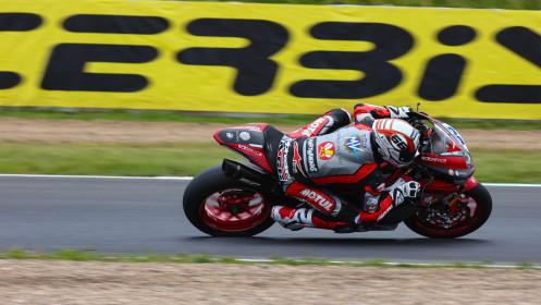 Niki Tuuli, MV Agusta Corse Clienti, Most FP2