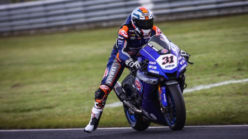 Garrett Gerloff, GRT Yamaha WorldSBK Team, Most FP2