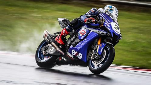 Kohta Nozane, GRT Yamaha WorldSBK Team, Most FP2