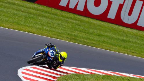 Marc Alcoba, Yamaha MS Racing, Most FP2