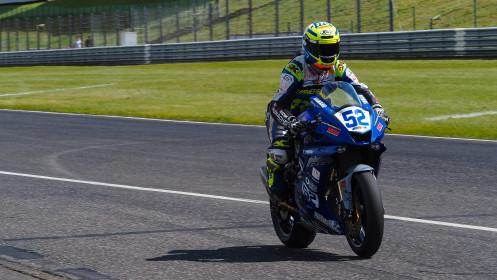 Patrick Hobelsberger, GMT94 Yamaha, Most FP2