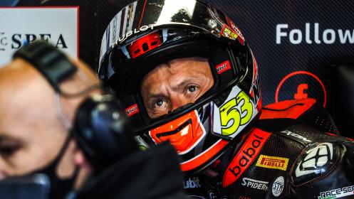Tito Rabat, Barni Racing Team, Most FP2