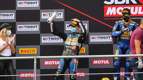 Manuel Gonzalez, Yamaha ParkinGo Team, Most RACE 1