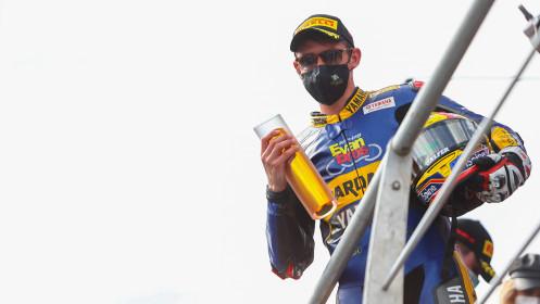Steven Odendaal, Evan Bros. WorldSSP Yamaha Team, Most RACE 1
