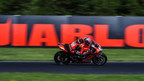 Scott Redding, Aruba.it Racing - Ducati, Most FP3
