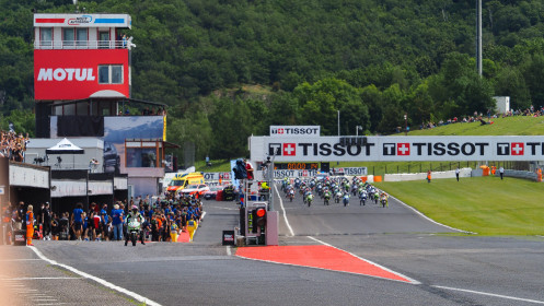 WorldSSP300, Most RACE 1