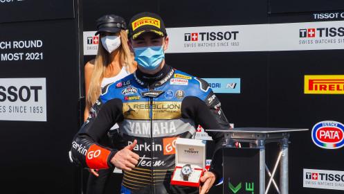 Manuel Gonzalez, ParkinGO Team, Most Superpole