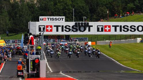 WorldSSP, Most RACE 1