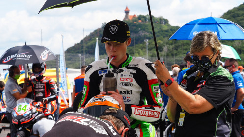 Jeffrey Buis, MTM Kawasaki, Most RACE 1
