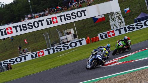Federico Caricasulo, GMT94 Yamaha, Most RACE 1