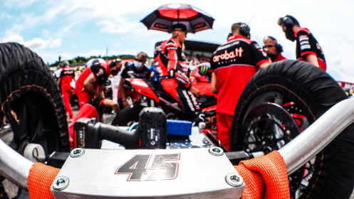 Scott Redding, Aruba.it Racing - Ducati, Most RACE 1