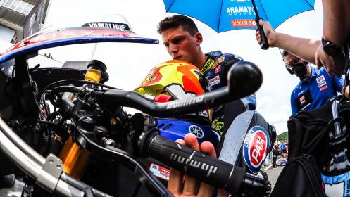 Andrea Locatelli, Pata Yamaha with BRIXX WorldSBK, Most RACE 1