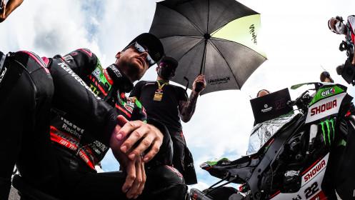Alex Lowes, Kawasaki Racing Team WorldSBK, Most RACE 1