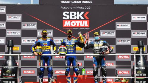 WorldSSP, Most RACE 2