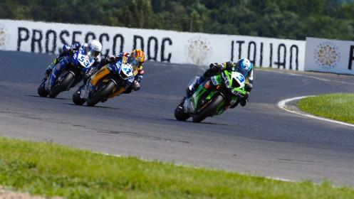 Raffaele de Rosa, Orelac Racing VerdNatura, Most RACE 2