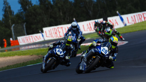 Luca Bernardi, CM Racing, Most RACE 2