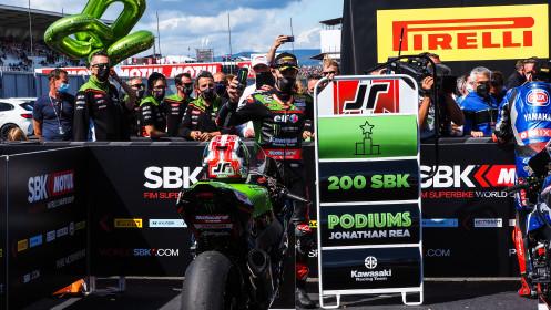 Jonathan Rea, Kawasaki Racing Team WorldSBK, Most Superpole Race