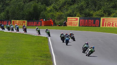 Adrian Huertas, MTM Kawasaki, Most RACE 2