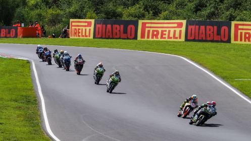 Alejandro Carrion, Kawasaki GP Project, Most RACE 2