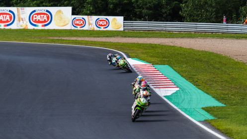Jeffrey Buis, MTM Kawasaki, Most RACE 2