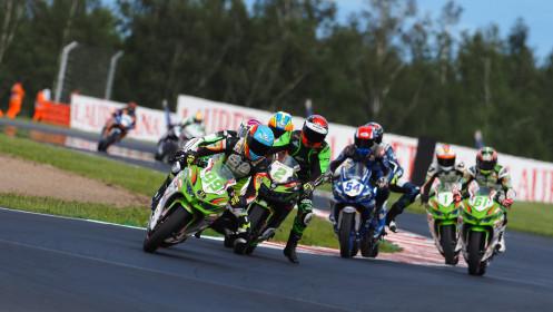 WorldSSP300, Most RACE 2