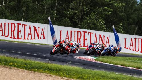 Michael Ruben Rinaldi, Aruba.it Racing - Ducati, Most RACE 2