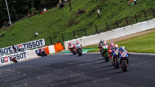 Toprak Razgatlioglu, Pata Yamaha with BRIXX WorldSBK, Most RACE 2