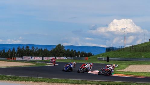 Michael van der Mark, Tom Sykes, BMW Motorrad WorldSBK Team, Most RACE 2