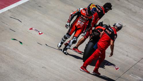 Michael Ruben Rinaldi, Aruba.it Racing - Ducati, Navarra FP2