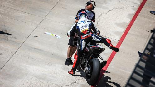 Tom Sykes, BMW Motorrad WorldSBK Team, Navarra FP2