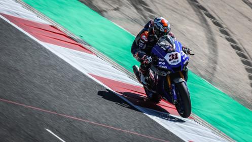 Garret Gerloff, GRT Yamaha WorldSBK Team, Navarra FP2