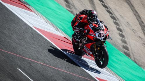 Scott Redding, Aruba.it Racing - Ducati, Navarra FP2