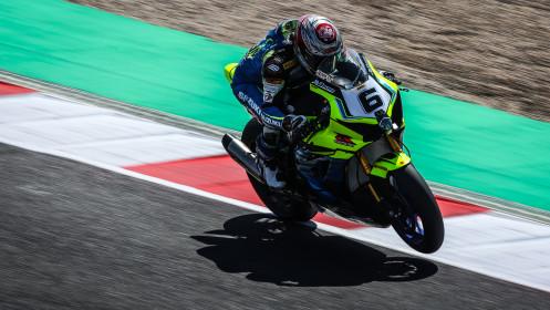 Naomichi Uramoto, JEG Racing, Navarra FP2
