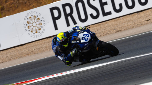 Luca Bernardi, CM Racing, Navarra FP2
