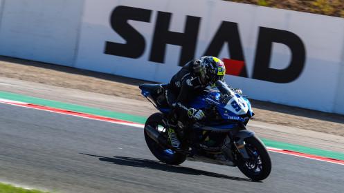 Federico Caricasulo, Biblion Iberica Yamaha Motoxracing, Navarra FP1