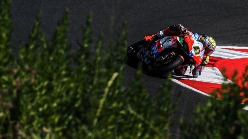 Axel Bassani, Motocorsa Racing, Navarra FP2
